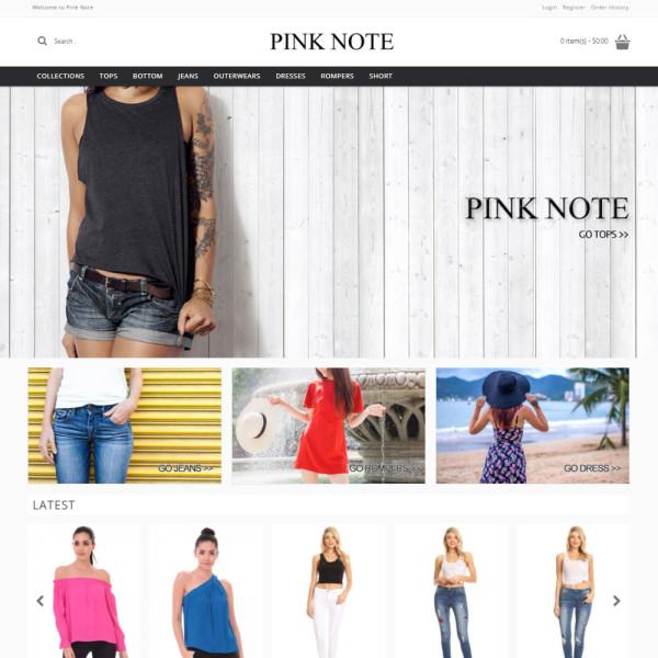 Pink-note.com