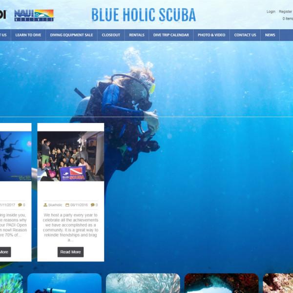 blueholicscuba.com