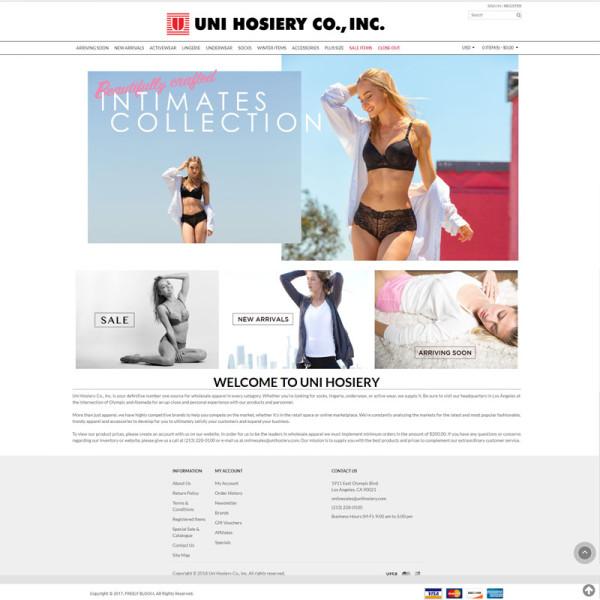 unihosiery.com