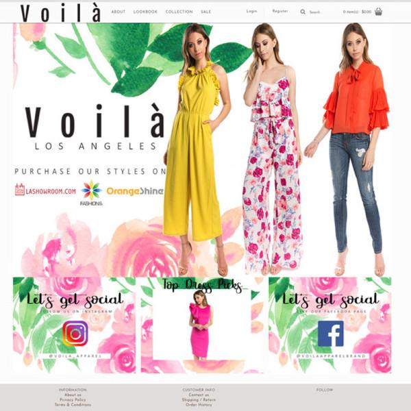 voilaapparel.com